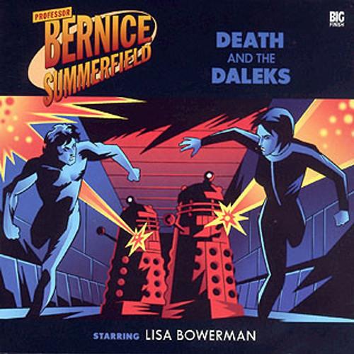 Bernice Summerfield: #4.4 Death and the Daleks - Big Finish Audio CD