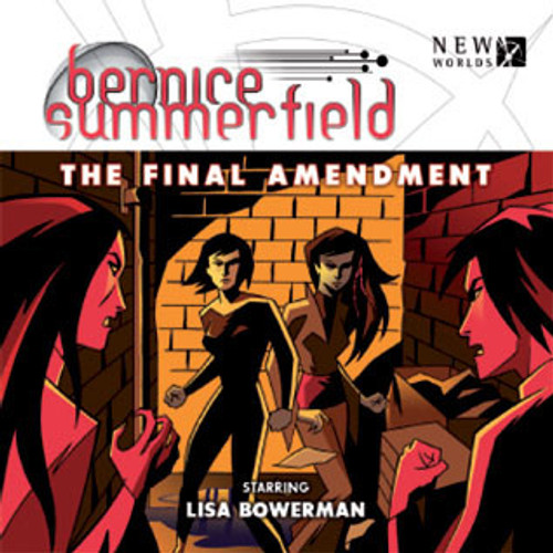 Bernice Summerfield: #8.5 The Final Amendment - Big Finish Audio CD