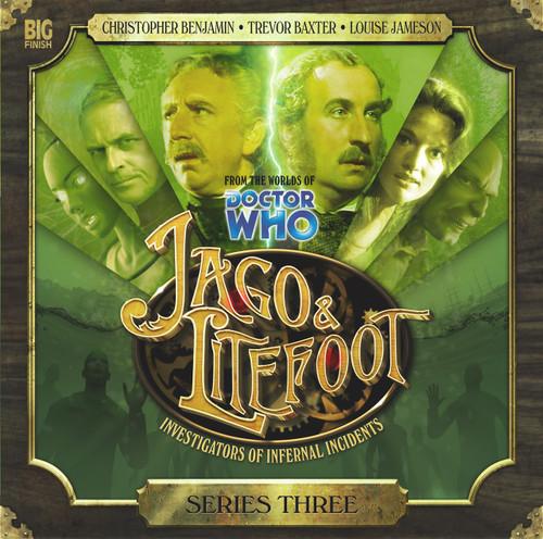Jago and Litefoot Series Three CD Boxset from Big Finish