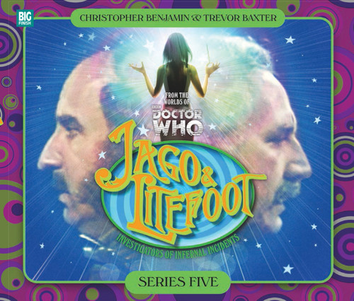 Jago and Litefoot Series Five CD Boxset from Big Finish