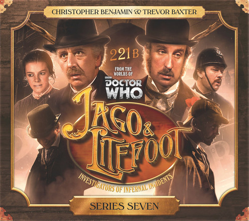 Jago and Litefoot Series Seven CD Boxset from Big Finish