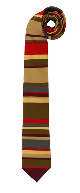 The 4th Doctor Tie