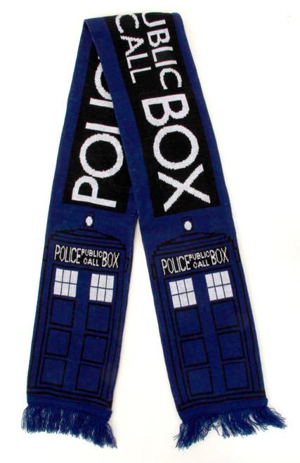 """TARDIS 6"""" Scarf"""