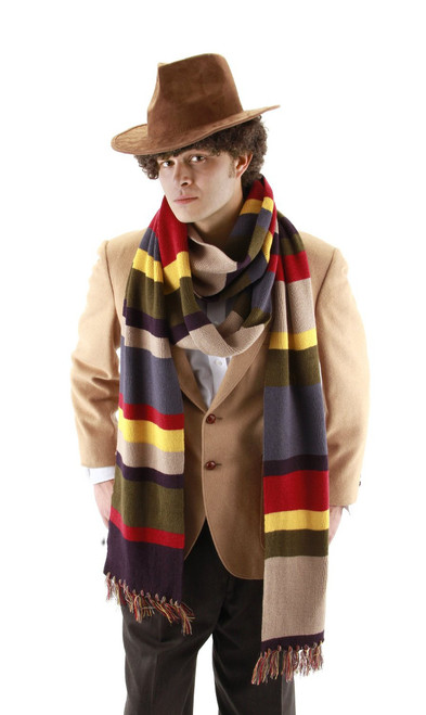 """4th Doctor 12"""" Scarf"""