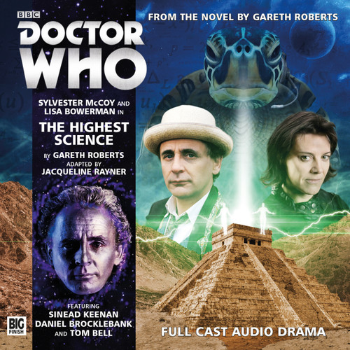 Big Finish Novel Adaptation: The Highest Science - Audio CD #2
