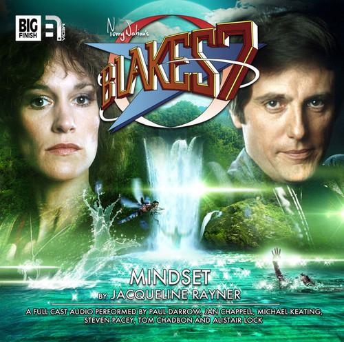 Big Finish Blake's 7: Mindset Audio CD #2.3