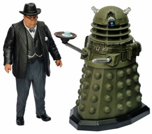Victory of the Daleks - Action Figure Set - SDCC 2012 Exclusive