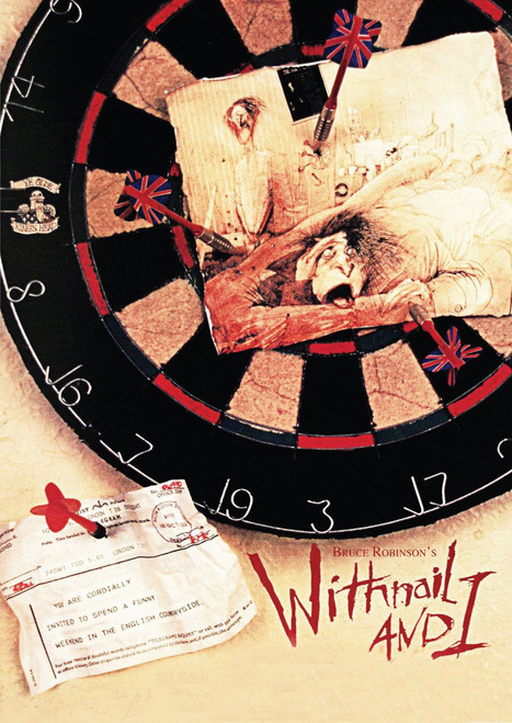 Withnail and I (Starring Paul McGann and Richard E. Grant) DVD