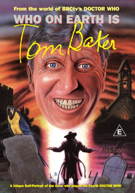 Who on Earth is 'Tom Baker' - Reeltime Productions DVD