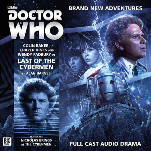 Last of the Cybermen Audio CD - Big Finish #199