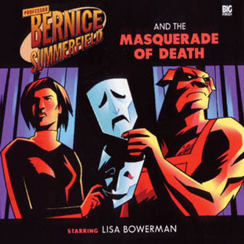 Bernice Summerfield: #5.4 The Masquerade of Death - Big Finish Audio CD