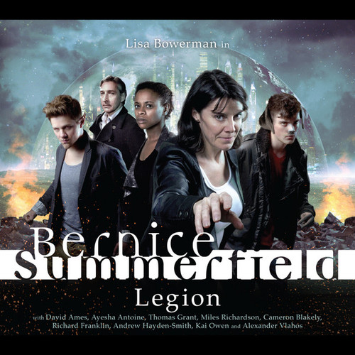 Bernice Summerfield: #3 Legion - Big Finish Audio CD Boxed Set