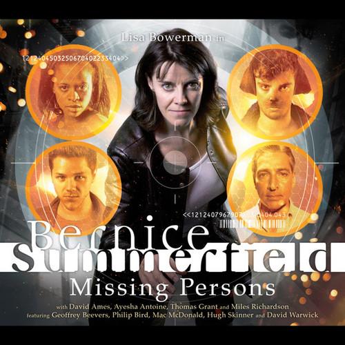 Bernice Summerfield: #5 Missing Persons - Big Finish Audio CD Boxed Set