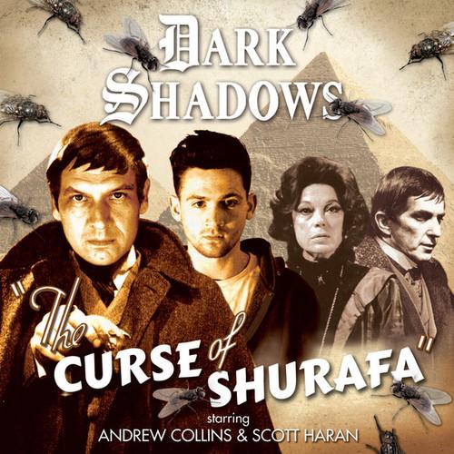 Dark Shadows: The Curse of Shurafa - Audio CD #46 from Big Finish