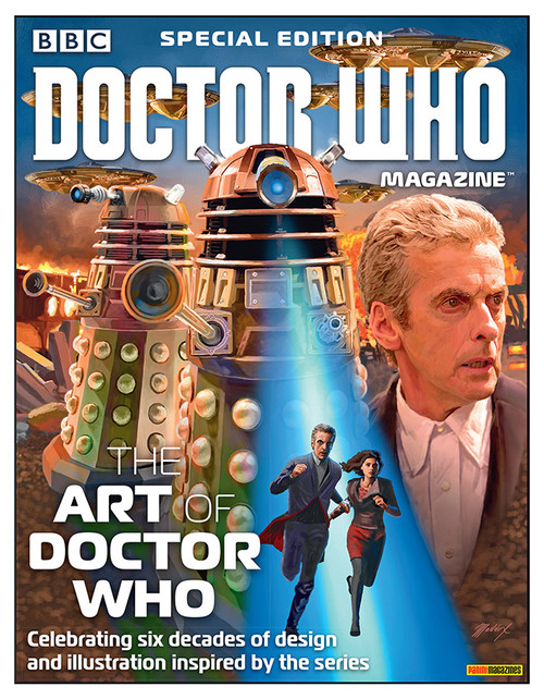 Doctor Who Magazine: SPECIAL EDITION - The Art of Doctor Who