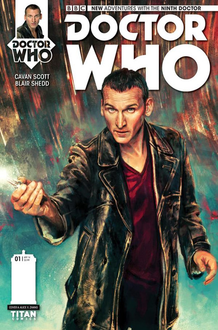 9th Doctor Titan Comics #1