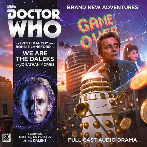 We Are the Daleks Audio CD - Big Finish #201