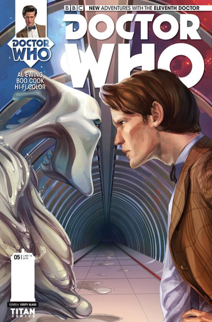 11th Doctor Titan Comics: Series 1 #5