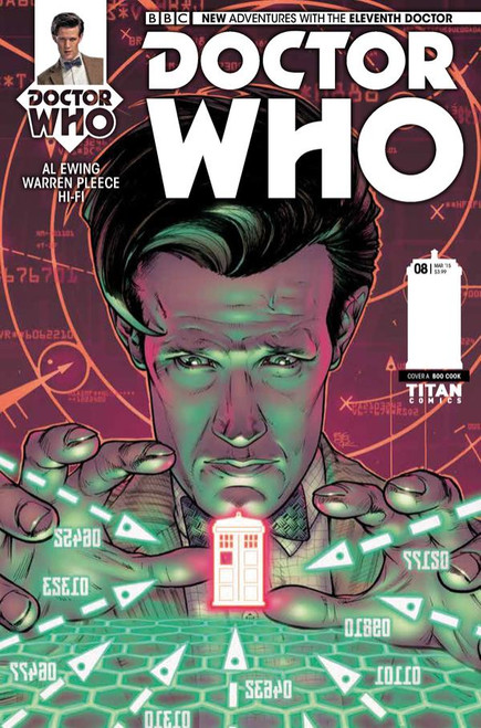 11th Doctor Titan Comics: Series 1 #8