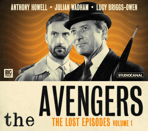 The Avengers - The Lost Episodes: Series 1 Boxed Set- Big Finish Audio CD