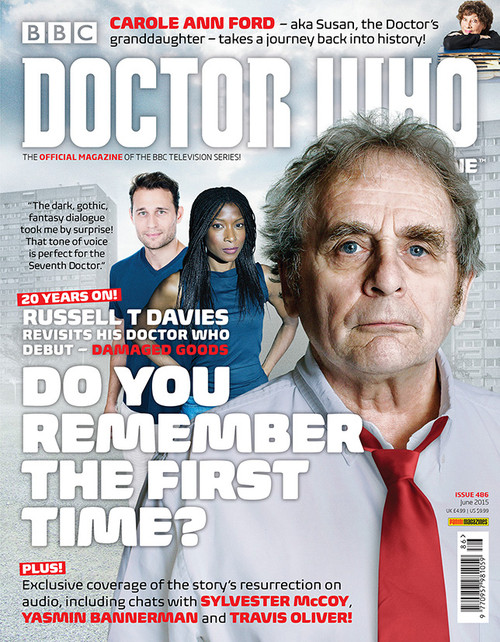 Doctor Who Magazine #486 - Russell T Davies