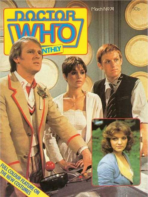 Doctor Who Magazine #74