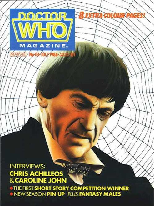 Doctor Who Magazine #114