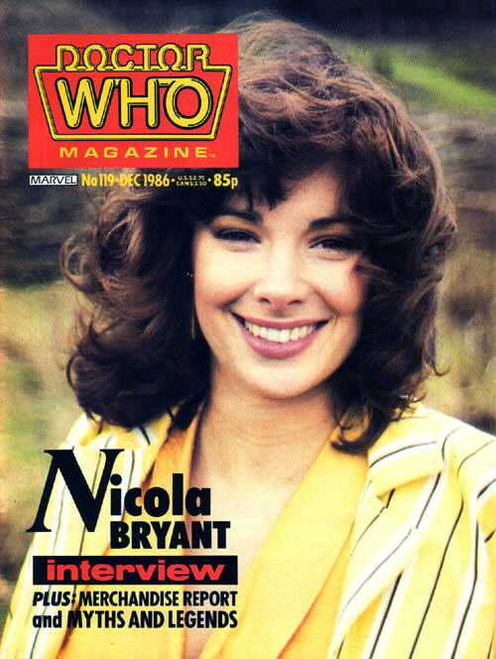 Doctor Who Magazine #119