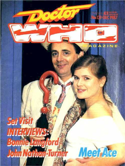 Doctor Who Magazine #131