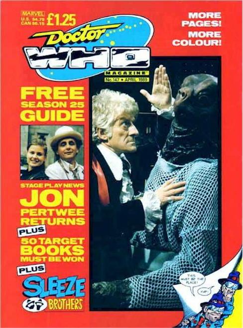 Doctor Who Magazine #147