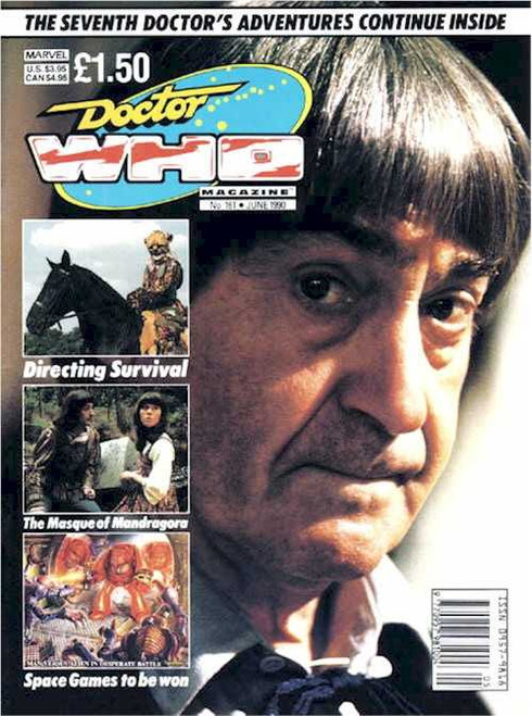 Doctor Who Magazine #161