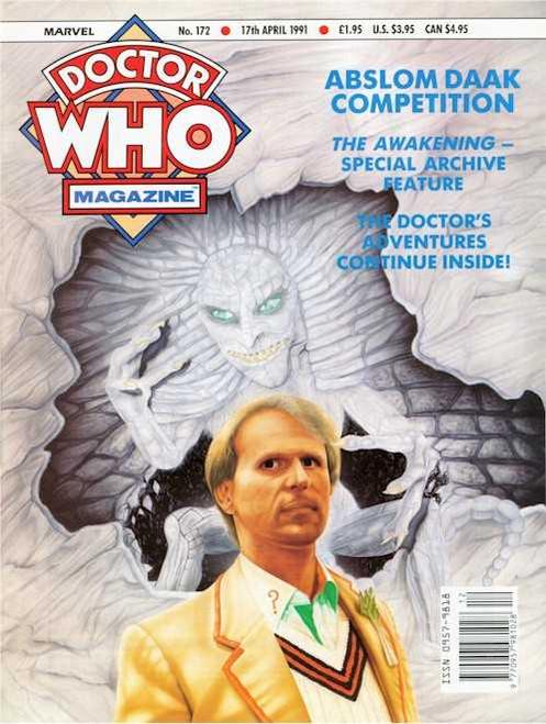 Doctor Who Magazine #172
