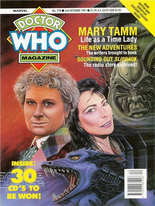 Doctor Who Magazine #178