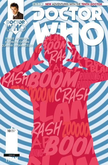 10th Doctor Titan Comics: Series 1 #10