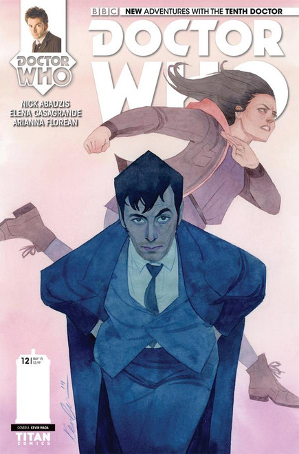 10th Doctor Titan Comics: Series 1 #12