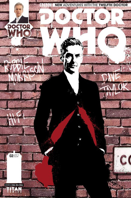 12th Doctor Titan Comics: Series 1 #2