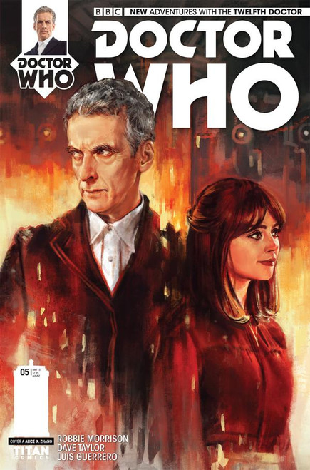 12th Doctor Titan Comics: Series 1 #5