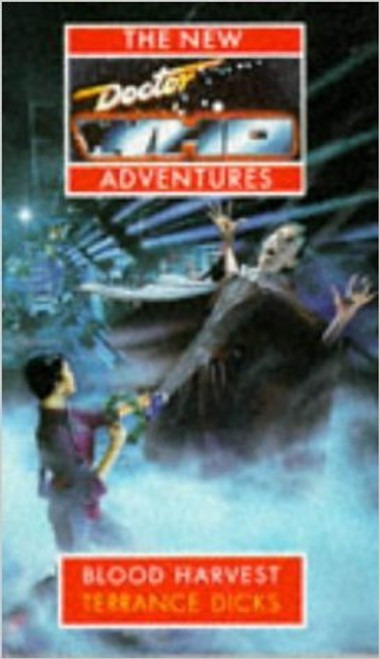 """Blood Harvest"" New Adventures Paperback Book"