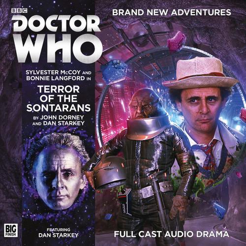 Terror of the Sontarans Audio CD - Big Finish #203