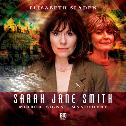 Sarah Jane Smith: Ghost Town 1.5 - Big Finish Audio CD