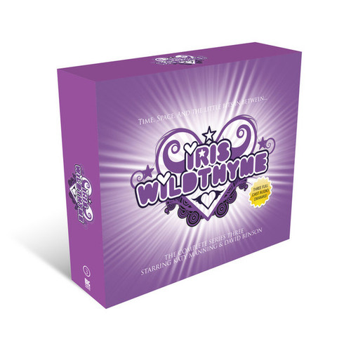 Iris Wildthyme: Series 3 - Big Finish Audio CD