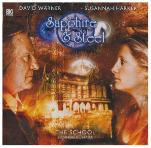 Sapphire & Steel: Dead Man Walking #2.1 - Big Finish Audio CD