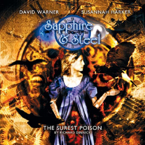 Sapphire & Steel: The Surest Poison #2.2 - Big Finish Audio CD