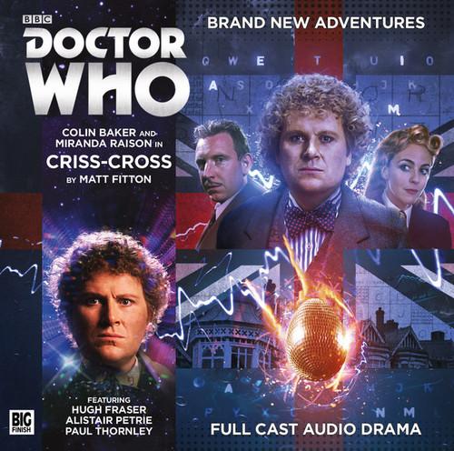 Criss-Cross Audio CD - Big Finish #204