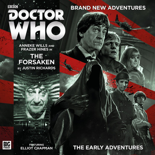 The Early Adventures #2.2 - The Forsa - Big Finish Audio CD