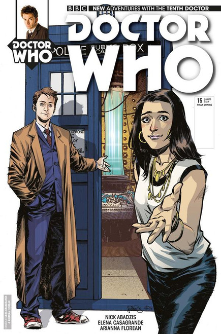 10th Doctor Titan Comics: Series 1 #15