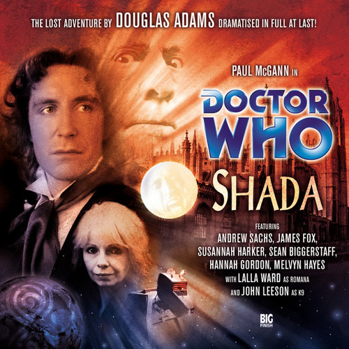 SHADA - Big Finish Special #ll - Audio CD Starring Paul McGann