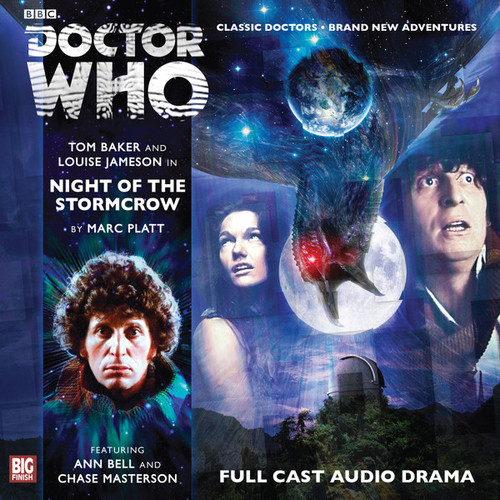 NIGHT OF THE STORMCROW - Special Big Finish Audio CD #XI