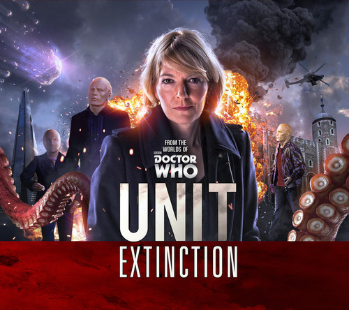 UNIT: Extinction - Big Finish Audio CD