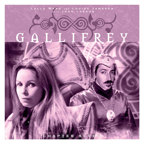 Gallifrey 2.3 - Pandora - Big Finish Audio CD